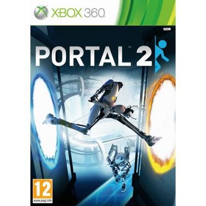 Portal 2 (Xbox 360) Русская версия