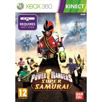 Power Rangers Super Samurai (Xbox 360)