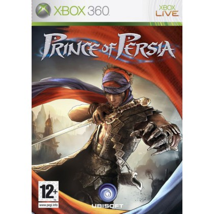 Prince of Persia (Xbox 360) Русская версия
