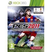 Pro Evolution Soccer 2011 (Xbox 360) Русские субтитры