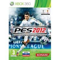 Pro Evolution Soccer 2012 (Xbox 360) Русские субтитры