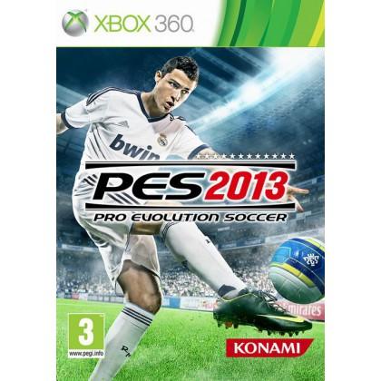 Pro Evolution Soccer 2013 (Xbox 360) Русские субтитры