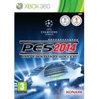 Pro Evolution Soccer 2014 (Xbox 360) Русские субтитры