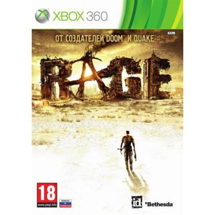 RAGE (Xbox 360) Русская версия