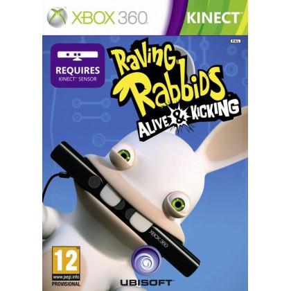 Raving Rabbids: Alive & Kicking (Xbox 360)