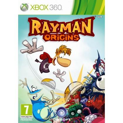Rayman Origins (Xbox 360) Русская версия