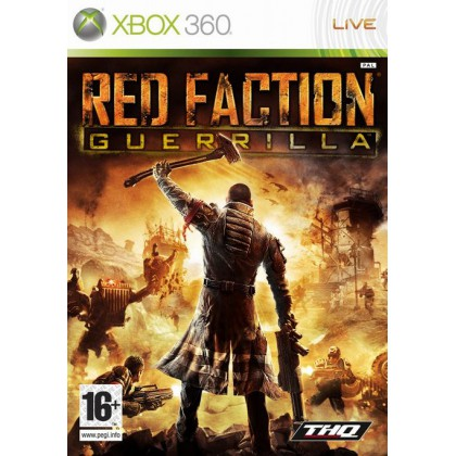 Red Faction: Guerrilla (Xbox 360) Русская версия