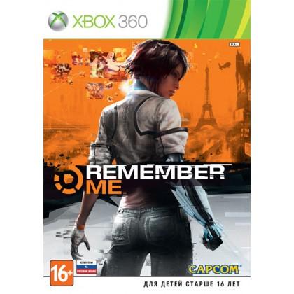 Remember Me (Xbox 360) Русские субтитры
