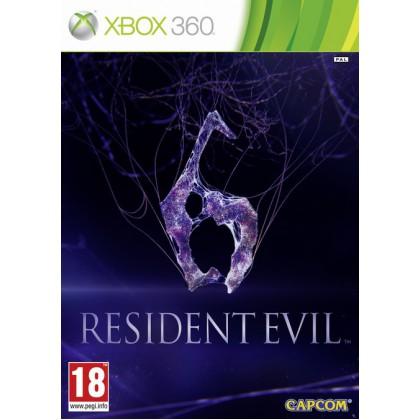 Resident Evil 6 (Xbox 360) Русские субтитры