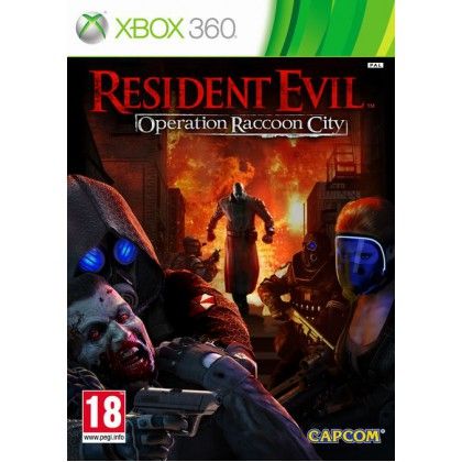 Resident Evil: Operation Raccoon City (Xbox 360) Русские субтитры