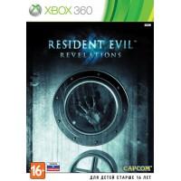 Resident Evil Revelations (Xbox 360) Русские субтитры