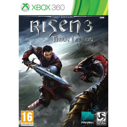 Risen 3: Titan Lords Расширенное издание (Xbox 360)