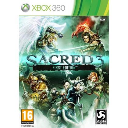 Sacred 3 Гнев Малахима (Xbox 360)