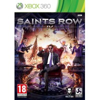 Saints Row 4 (Xbox 360)