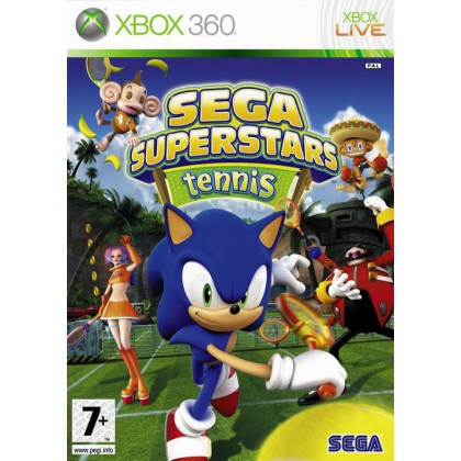 Sega Superstars Tennis (Xbox 360)