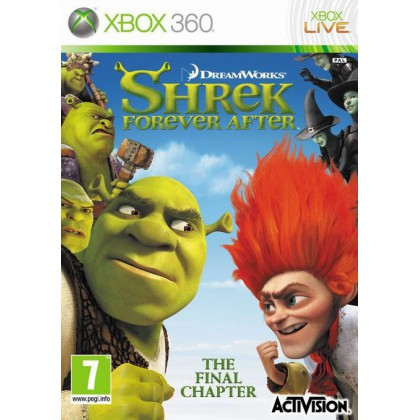 Shrek Forever After (Xbox 360)