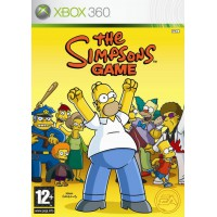 Simpsons Game (Xbox 360)