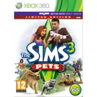 Sims 3: Питомцы Limited Edition (Xbox 360)