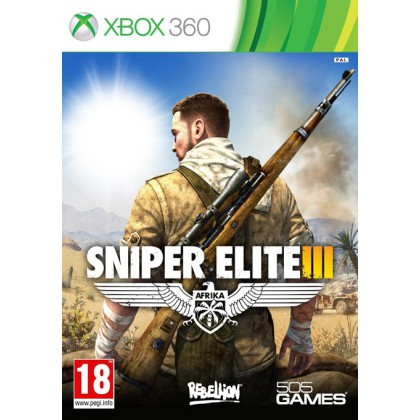 Sniper Elite 3 (Xbox 360) Русская версия