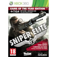 Sniper Elite V2 Game of the Year (Xbox 360)