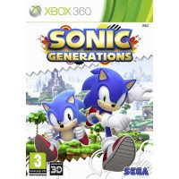 Sonic Generations. Специальное издание (Xbox 360)