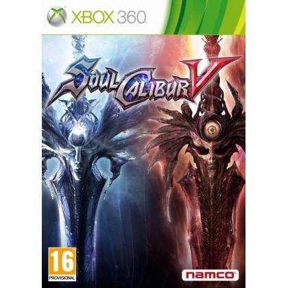 Soulcalibur V (Xbox 360) Русские субтитры
