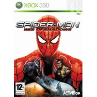 Spider-Man: Web of Shadows (Xbox 360)