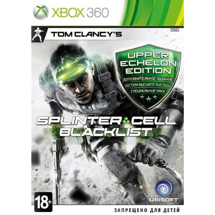 Splinter Cell: Blacklist Upper Echelon (Xbox 360) Русская версия