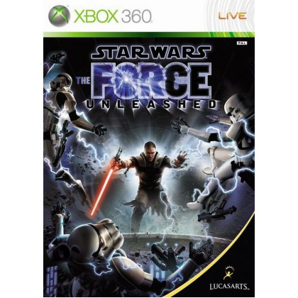 Star Wars: The Force Unleashed (Xbox 360)