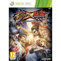 Street Fighter X Tekken (Xbox 360) Русские субтитры