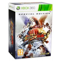 Street Fighter X Tekken Special Edition (Xbox 360) Русские..