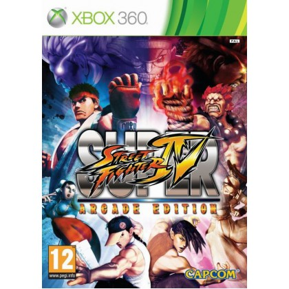 Super Street Fighter IV Arcade Edition (Xbox 360)