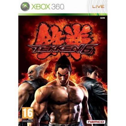 Tekken 6 (Xbox 360) Русская версия