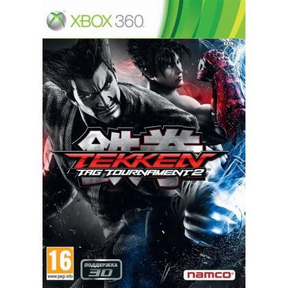 Tekken Tag Tournament 2 (Xbox 360) Русские субтитры