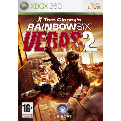 Tom Clancy's Rainbow Six Vegas 2 (Xbox 360)