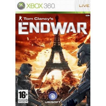 Tom Clancy's EndWar (Xbox 360) Русская версия