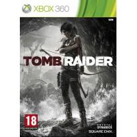 Tomb Raider (Xbox 360) Русская версия