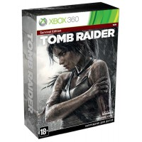Tomb Raider Survival Edition (Xbox 360) Русская версия