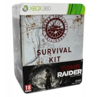 Tomb Raider Collectors Edition (Xbox 360) Русская версия