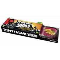 Tony Hawk: SHRED + беспроводной скейт (Xbox 360)