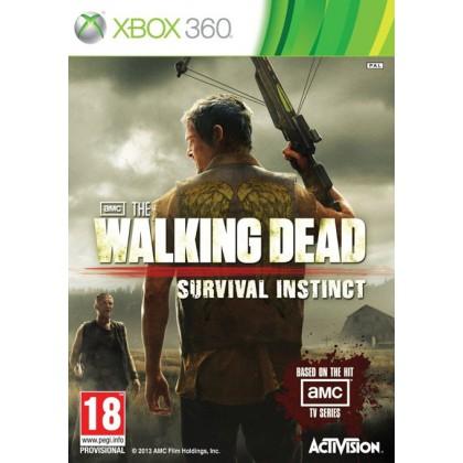 Walking Dead Survival Instinct Инстинкт выживания (Xbox 360) Русские субтитры