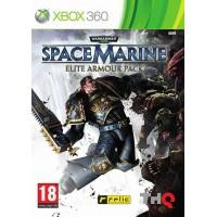 Warhammer 40 000 Space Marine Elite Armour Pack (Xbox 360)
