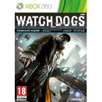 Watch Dogs Special Edition (Xbox 360) Русская версия