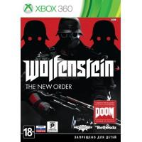 Wolfenstein: New Order (Xbox 360) Русские субтитры