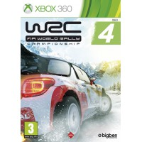 WRC4 World Rally Championship (Xbox 360)