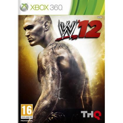 WWE 12 (Xbox 360)