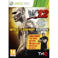 WWE 12 Wrestlemania Edition (Xbox 360)
