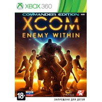 XCOM: Enemy Within (Xbox 360) Русская версия