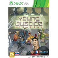 Young Justice: Наследие (Xbox 360) Русская версия