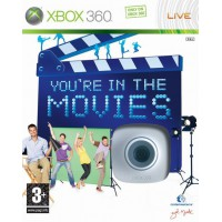 Youre in the Movies +камера (Xbox 360) Русская версия